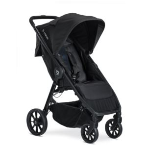 B-Clever 4-Wheel Stroller - Cool Flow/Teal