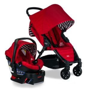 Pathway/B-Safe 35 Travel System - Cabana
