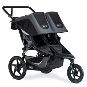 Revolution Flex 3.0 Duallie  Jogging Stroller -  Graphite Black