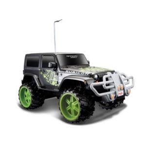 R/C Off Road Jeep Wrangler Rubicon
