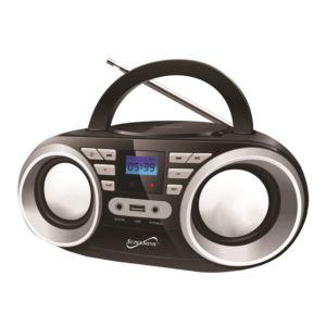 Portable Audio System Black
