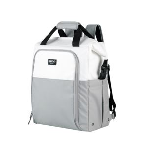 Switch 30 Can Cooler Backpack White/Gray