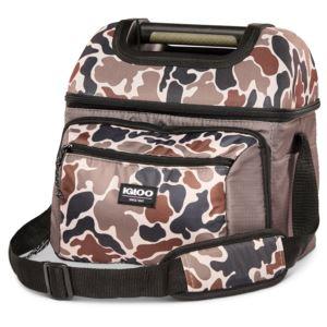 Outdoorsman Hardtop Playmate Gripper 22 Can Cooler Bag Camo