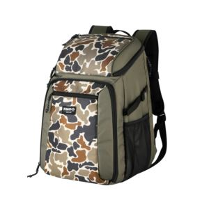 Outdoorsman Gizmo 30 Can Backpack Cooler Camo