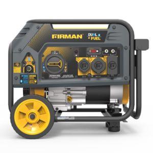 Dual Fuel 4550/3650 Watt (Hybrid Series) Generator