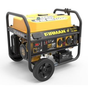 Gas Powered 4550/3650 Watt (Performance Series) Generator
