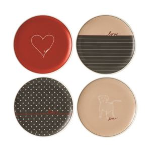 8 - Inch Ellen DeGeneres Signature Mixed - (Set of 4)