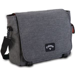 Callaway Clubhouse Messenger Bag - Grey-