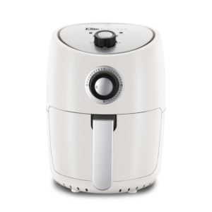 2.3qt Oil-Free Digital Air Fryer White