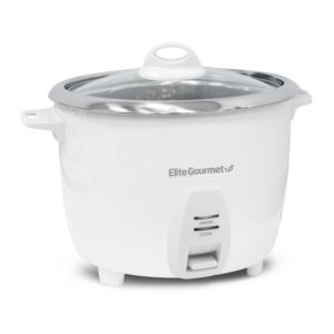 Gourmet 20 Cup Rice Cooker w/ Stainless Steel Cooking Pot