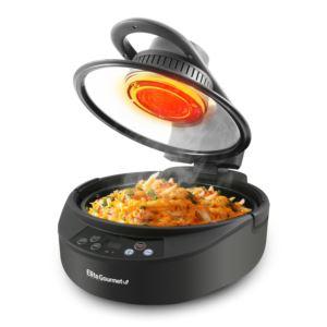 Gourmet 5qt Digital Rapid Air Fryer & Multi-Cooker