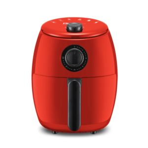 2.1qt Personal Air Fryer Red