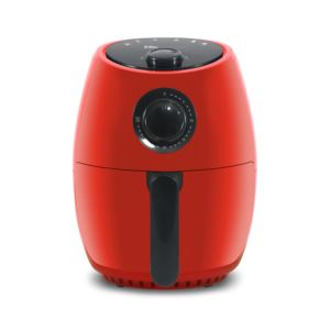 Platinum 2.1qt Oil-Free Air Fryer Red