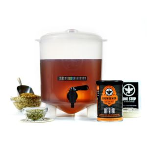 Twisted Monk Witbier Beer Kit