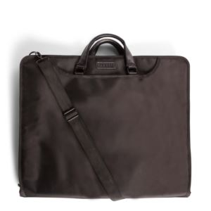 Trifold Garment Bag, Black
