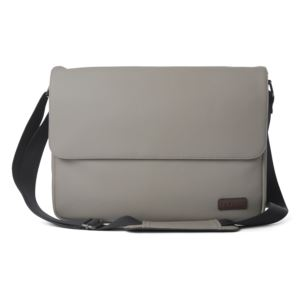Bugatti Contrast Messenger Bag-Grey