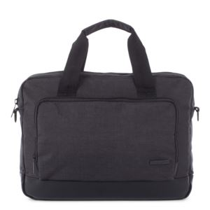 Traveller Briefcase, Charcoal