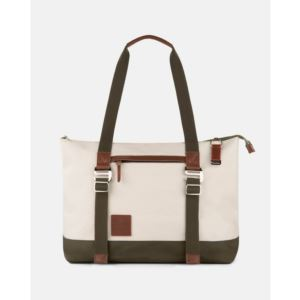 Mouflon - Monarch Collection Tote Bag, Natural Combo