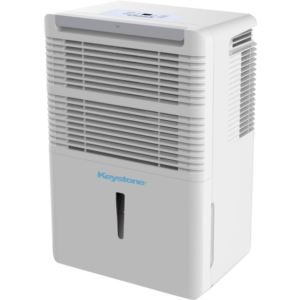 22-Pint Dehumidifier with Electronic Controls in White