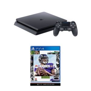 PS4 Slim 1TB with Madden NFL 21