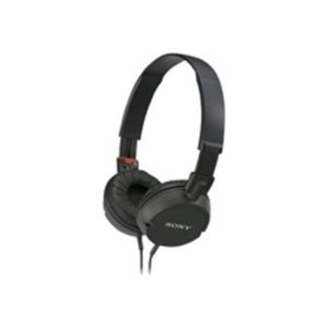 ZX Series Headphones Black