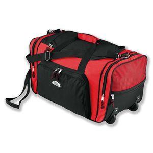 Bob Mackie Wheeling Duffel Bag
