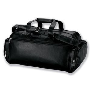 Leatherette Duffel Bag