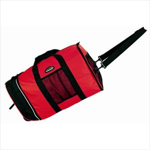 Bob Mackie Collapsible Wheeling Duffle Bag