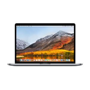 MacBook Pro Touch 15'' i7 2.2GHz 16/256GB - Silver