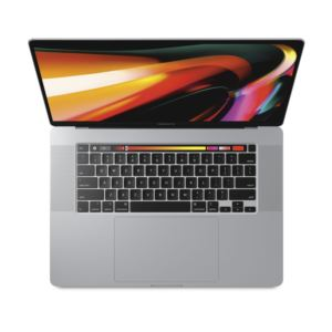 Macbook Pro 16'' i7 2.6GHz 512GB - Silver
