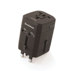 Global Adapter with Case