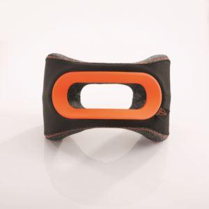 BullRest Travel Pillow Orange