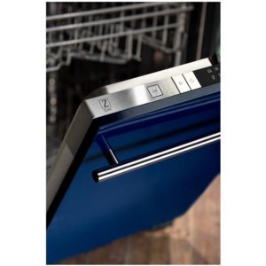 18'' Top Control Dishwasher  - Blue Gloss
