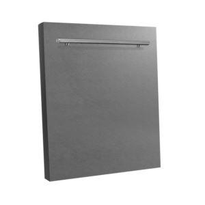 24'' Dishwasher Panel MH - DuraSnow Stainless
