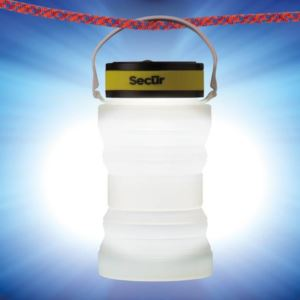 Waterproof Solar Bottle Lantern