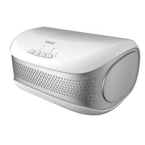 TotalClean HEPA Desktop Air Purifier White
