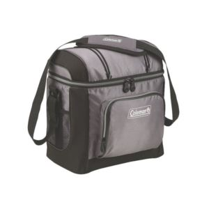 9 Can - Soft Sided Cooler - (Grey)