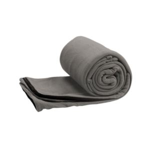 Fleece Sleeping Bag - (Gray)