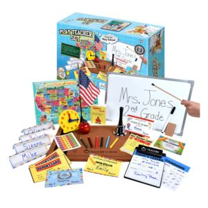Play Teacher Role Play Set - Ages 3+ Years