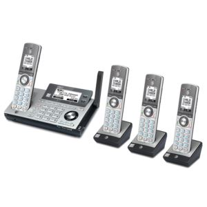 4 Handset Connect to Cell Phone System/Caller ID