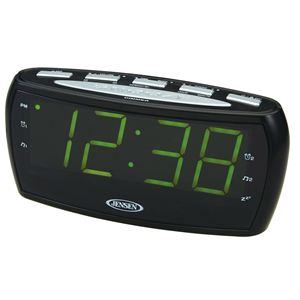 Big Number Display AM/FM Digital Alarm Clock Radio