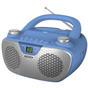 Portable Stereo CD Player with AM/FM Radio