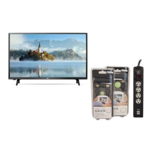 KIT 32'' LCD TV w/ Accessory Pack