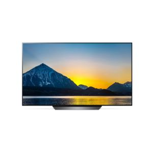 55'' OLED 4K HDR Smart TV w/ThinQ