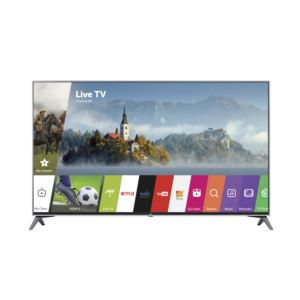 49'' LED TV 4K UHD Smart