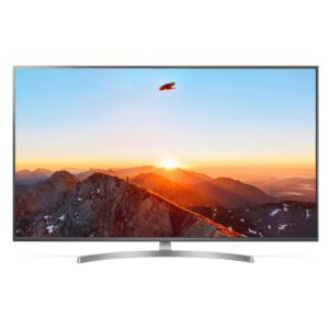 55'' 4K HDR Smart LED Super UHD w/ThinQ