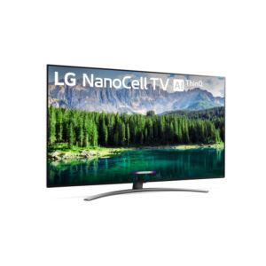 55'' Nano Cell 4K ThinQ AI Edge Lit Smart TV