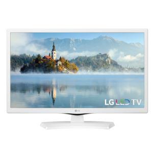 24'' LED TV HD 720p - White