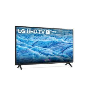 43'' IPS 4K ThinQ AI Direct Lit Smart TV