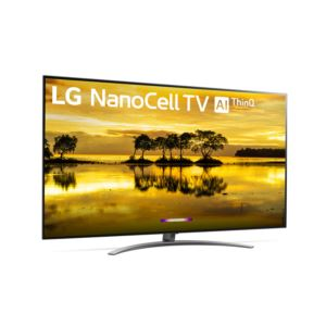 55'' Nano Cell 4K ThinQ AI Full Array Smart TV